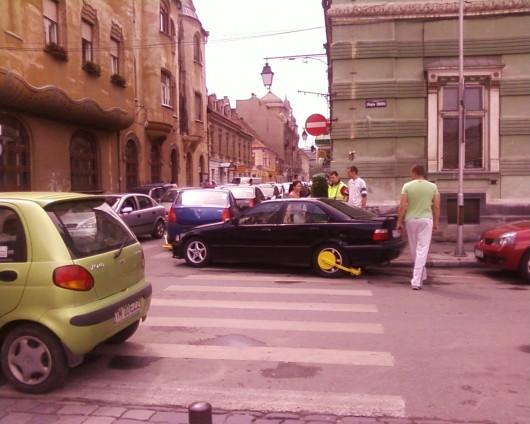 BMW blocat
