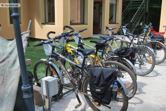 Biciclete la Arsenal Park