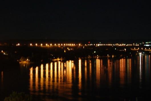 Novi Sad, noaptea