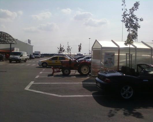 Parcare de BMW